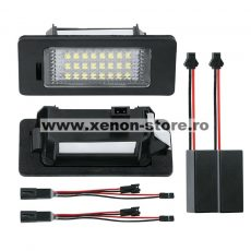 Lampi numar led VW GOLF 6, PASSAT, JETTA, POLO, TOUAREG, TOURAN, SHARAN - BTLL-074