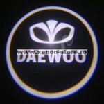 Proiectoare Portiere cu Logo Daewoo