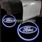 Proiectoare Portiere cu Logo Ford