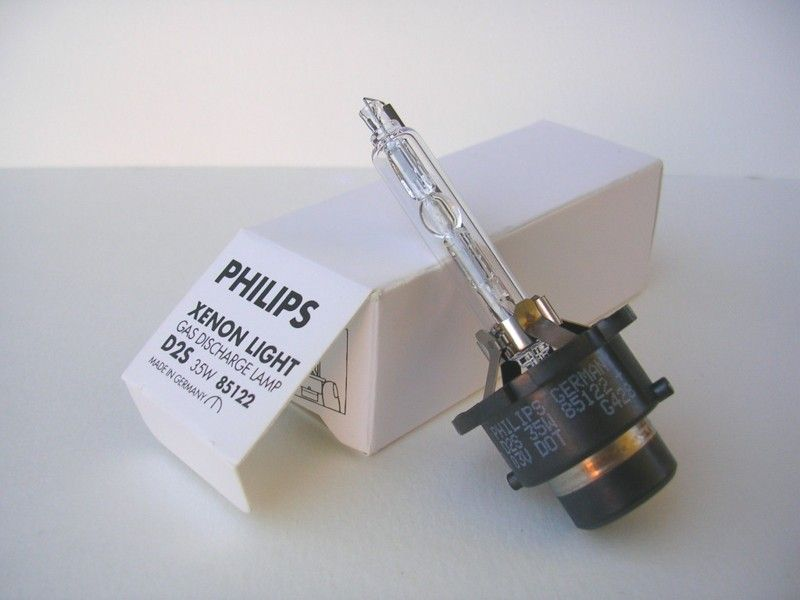 Bec xenon D2S Philips