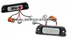 Set 2 Lampi Numar Led Mercedes-Benz ML W164, R W251, GL X164 - BTLL-254