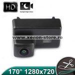 Camera marsarier HD, unghi 170 grade cu StarLight Night Vision Citroen C3, C4, C5, Berlingo, Xsara Picasso - FA966