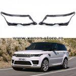 Set 2 sticle faruri pentru Range Rover Sport II Facelift (2018 - prezent) - HL013