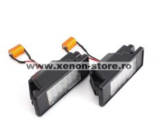 Set Lampi Numar Led Mercedes-Benz Vito W639 2003–2014, Sprinter W906 - BTLL-134