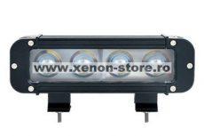 """LED Bar Auto Offroad 40W/12V-24V, 3400 Lumeni, 8""""/20 cm, Spot Beam 12 Grade"""