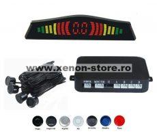 Senzori parcare cu display LED S304