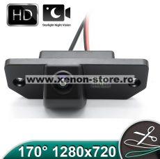 Camera marsarier HD, unghi 170 grade cu StarLight Night Vision pentru Ford Focus MK2, C-Max - FA920