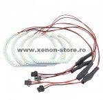 Kit Angel Eyes LED SMD pentru BMW F30, F36 (BMW Seria 3 2011+; Seria 4 2013+ )