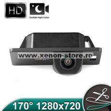 Camera marsarier HD, unghi 170 grade cu StarLight Night Vision Audi A1, A4, A5, A6, A7, Q5 - FA928