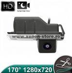 Camera marsarier HD, unghi 170 grade cu StarLight Night Vision pentru VW Golf 6, Golf 7, Passat B7, Amarok - FA960