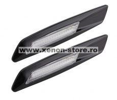 Semnalizari Aripa Led Negre BMW E60, E61, E90, E91, E81, E82, E88 - BTLL-104