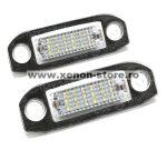 Set Lampi Numar Led Volvo S40, S60, S80, XC60, XC 90, V60, V70, C70 - BTLL-092