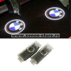 Logo Portiere BMW X3, X4, X5, X6, SERIA 3(F30), 4(F32) -  BTSL-002002
