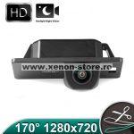 Camera marsarier HD, unghi 170 grade cu StarLight Night Vision VW Passat B6 sedan, Passat CC, Golf 4, Golf 5, Polo, Scirocco, Phaeton - FA928
