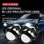 "Lupe Bi Led Auto 3"" putere 35W luminozitate 7900 Lumeni 12V i2s-Original"