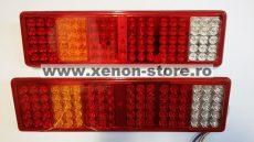 Set 2 Stopuri LED camion 24V cu 5 functii 059-24V