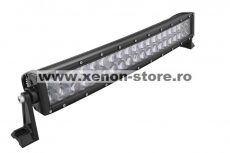 "LED Bar Curbat 120W/12V-24V, 10200 Lumeni, 22""/57 cm, Combo Beam 12/60 Grade"