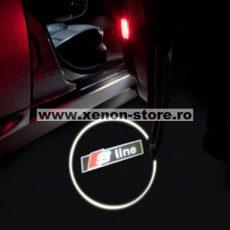 Proiectoare Portiere cu Logo S-Line