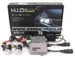 Kit xenon T3-F5 Fast Start 55W 12V-24V cu incarcare rapida, ideal faza lunga