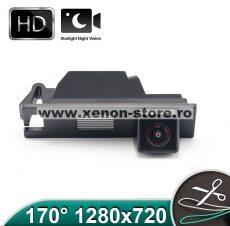 Camera marsarier HD, unghi 170 grade cu StarLight Night Vision pentru Hyundai IX35 (2009-) - FA1118