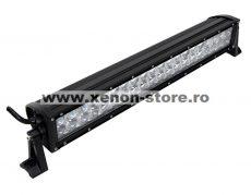 "LED Bar Auto Offroad 4D 120W/12V-24V, 8800 Lumeni, 21,5""/55 cm, Combo Beam 12/60 Grade"