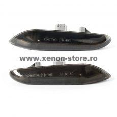 Set 2 Semnalizari Aripa LED Dinamice pentru BMW X1 E84, X3 E83, E60, E90, E91, E92, E93, E81, E82, E88 - BTLL-240D-1 Dynamic