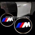 Proiectoare Portiere cu Logo BMW ///M
