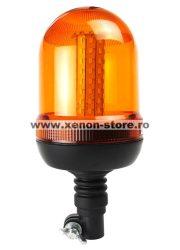 Girofar cu LED cu brat flexibil 12V-24V cu 3 functii WL01(D)