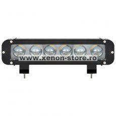 """LED Bar Auto Offroad 4D 60W/12V-24V, 5100 Lumeni, 11""""/28 cm, Spot Beam 12 Grade"""