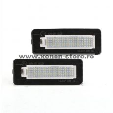Set Lampi Numar Led Smart Fortwo W451 - BTLL-111