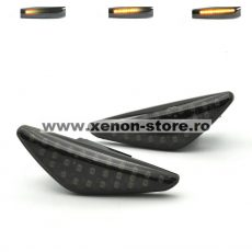 Set 2 Semnalizari Aripa LED Dinamice pentru X3 F25, X5 E70, X6 E71 - BTLL-241-D