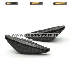 Set 2 Semnalizari Aripa LED Dinamice pentru X3 F25, X5 E70, X6 E71 - BTLL-241-D Dynamic
