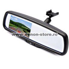 """Display auto LCD 4.3"""" cu Auto Dimming D705-H pe oglinda retrovizoare"""