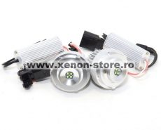 Set 2 Led marker BMW E60 LCI 20W Can Bus >2007 fara xenon din fabrica