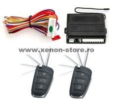 Modul inchidere centralizata cu cheie briceag Tip Audi cu functie confort K101