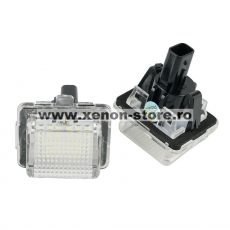 Set Lampi Numar Led Mercedes-Benz W204 Facelift, W205, W218, W207 Coupe - BTLL-052
