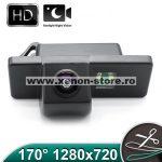 Camera marsarier HD, unghi 170 grade cu StarLight Night Vision pentru Nissan Qashqai, X-Trail, Juke, Pathfinder, Primera - FA931