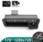 Camera marsarier HD, unghi 170 grade cu StarLight Night Vision Land Rover Range Rover, Freelander 2 pe manerul de la hayon - FA921