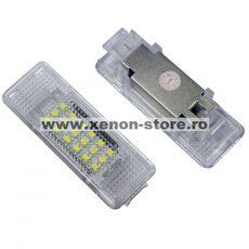 Lampi LED Portiere si Interior BMW E53 (X5), E39, Z8 (E52) - BTLL-023