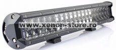 "LED Bar Auto Offroad 4D 126W/12V-24V, 10710 Lumeni, 20""/51 cm, Combo Beam 12/60 Grade"