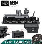 Camera marsarier HD, unghi 170 grade cu StarLight Night Vision pentru Seat Arona, Ateca - FA8046
