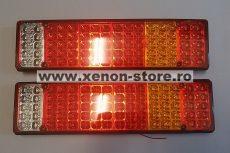 Set 2 Stopuri LED camion 24V cu 5 functii 056-24V