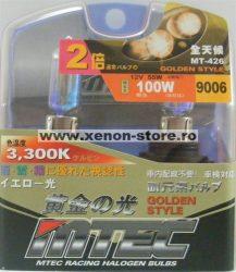 SET 2 BECURI AUTO HB4 (9006) MTEC GOLDEN STYLE