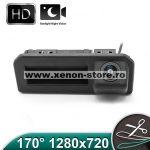 Camera marsarier HD, unghi 170 grade cu StarLight Night Vision pentru Audi Q2, Q3, Q5, A5 - FA8034