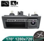 Camera marsarier HD, unghi 170 grade cu StarLight Night Vision pentru RCD330 cu MIB pentru Audi - V903