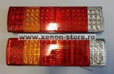 Set 2 Stopuri LED camion 24V cu 5 functii 045-24V