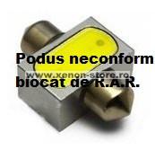 Led auto high power sofit 31 mm BTLE1082