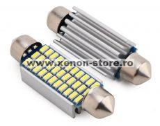 Led Auto CANBUS Sofit 41 mm 33 SMD 3014 - fara polaritate - BTLE1560-41MM