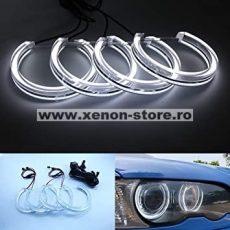 Kit Angel Eyes SMD DTM pentru BMW E46 2X131/2X146mm